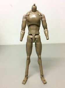 1: 6 Scale Action Figure Naked Male Body Narrow Shoulder
