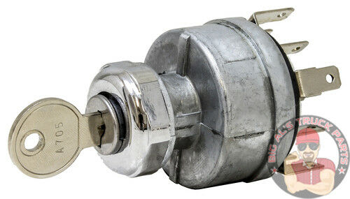 19-1070 Tectran Ignition and Starter Switch