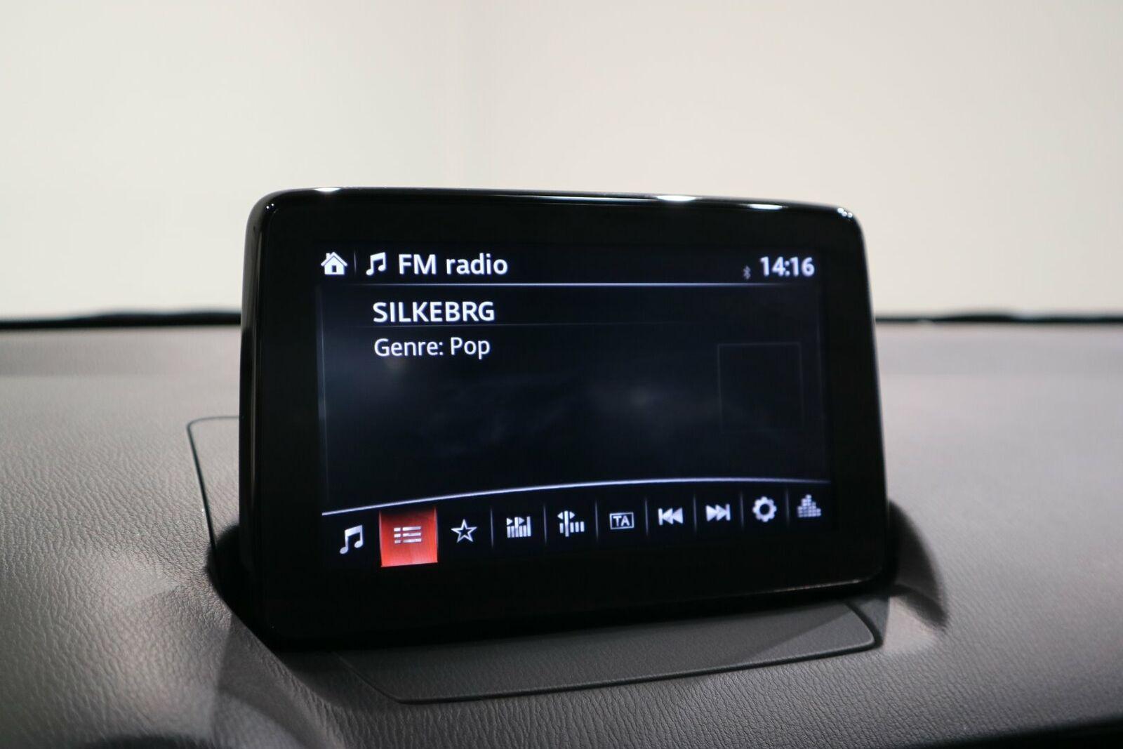 Mazda 2 1,5 Sky-G 90 Niseko - billede 8