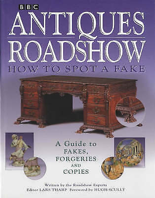"""AS NEW"" ""Antiques Roadshow"" A-Z of Antiques Hunting, , Book"