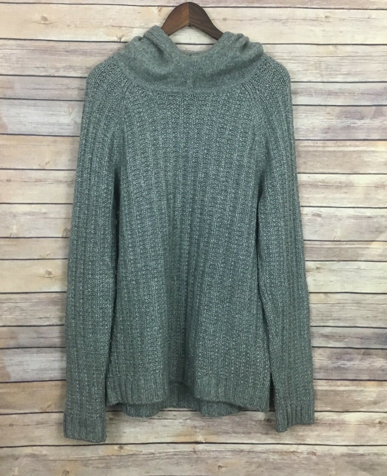 A X Armani Exchange Hoodie Sweater (Size L)