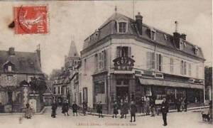 61-Cartolina-Laigle-Carrefour-da-la-Gare