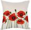 thumbnail 18 - Moslion Indian Horse Cotton Linen Square Decorative Throw Pillow Covers Brown Ho