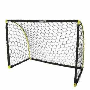 SportX-Foldable-Soccer-Goal-180x91x120cm-Children-Toddler-Football-Goal-Net
