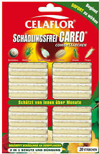 CELAFLOR Schädlingsfrei Careo 20 Combi-Stäbchen gegen Blattläuse mit NPK Dünger