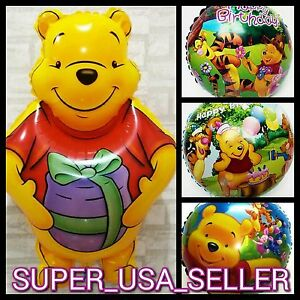 winnie the pooh balloons party supplies party decor baby shower