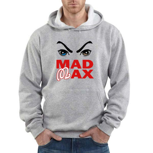 "Max Scherzer Washington Nationals /""Mad Max/"" jersey Hooded SWEATSHIRT HOODIE"