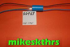 X0169 Entstörkondensator 0,33µF+2x2500pF 250V Störschutzfilter 0,33uF2x2,5nFY2