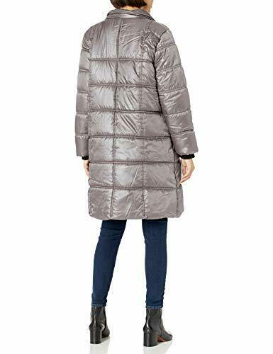 Military Olive Details about  /Urban Republic Women/'s Juniors Puffer Poly Polyfill Jacket  1X