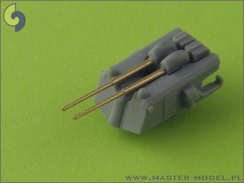 MASTER SM350057 1:350 Scharnhorst armament without blastbags