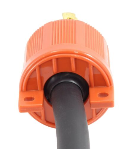 DIY Wiring Device NEMA L14-30P Locking Male Plug Assembly by AC WORKS™
