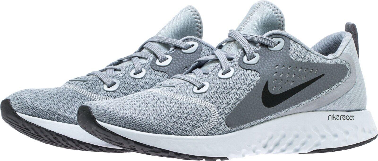 Men's Nike Legend React fonctionnement Wolf   Wolf Gris /noir 3e4e62