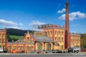 Kibri-H0-39826-Brauerei-Kuehlhaus-Feldschloesschen-Bausatz-NEU-OVP