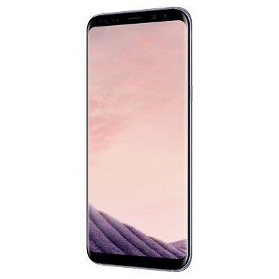 SIM Free Samsung Galaxy S8 Plus 6.2 Inch 64GB 4G 12MP Mobile Phone - Grey