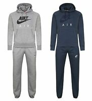 Nike Mens Full Tracksuit Fleece Hooded Jogging Bottms Joggers - S M L XL