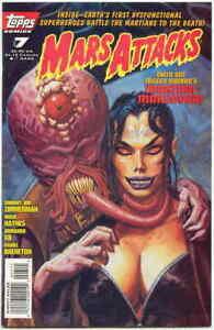 Mars Attack #7 Topps Comics May 1996 (VF)