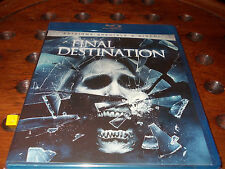 Final destination 3D 2D Box 2  Blu-Ray ..... Nuovo