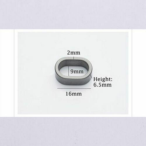 Titanium Key Ring Super Lightweight Titanium Keychain Hanging Buckle For Key