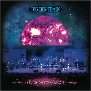 Big-Big-Train-Merchants-Of-Light-New-CD-UK-Import