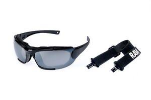 Ravs Biker Schutzbrille Sonnenbrille Bike Brille Motorradbrille Motorrad / Auto