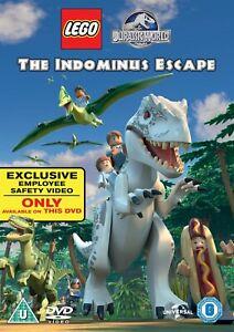 Lego-Jurassic-World-The-Indominus-Escape-DVD