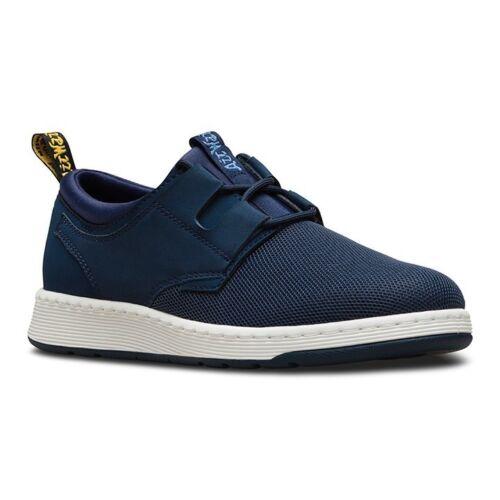Sandwich Shoes Zapatos Softwair para de Navy Evade hombre Martens Dr malla In PxCIIZ