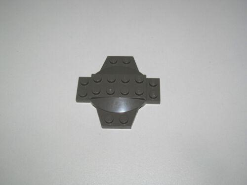Lego ® Plaque Spéciale Plate Modified 6x6 x 2//3 Cross Dom Choose Color ref 30303