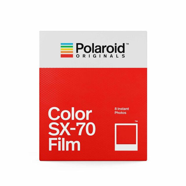 POLAROID COLOR SX-70 SOFORTBILDFILM !! NEUHEIT von Impossible !! PX 70 SX70