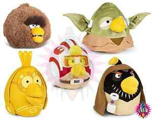 Image Is Loading New Angry Birds Star Wars Collection Large 8