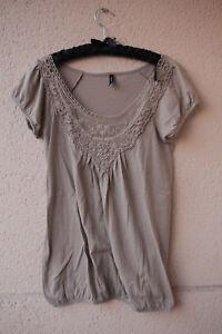 Shirt-in-Altrosa-mit-Stick-Spitze-am-Dekollete-von-Amisu-Groesse-M-38