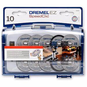 Dremel-SC690-EZ-SpeedClic-Cut-Off-Wheels-Cutting-Wheel-Set-Kit-Speed-Clic