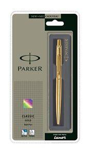 parker classic gold plated kugelschreiber bester preis. Black Bedroom Furniture Sets. Home Design Ideas