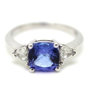 Tanzanite Diamond Ring Ebay