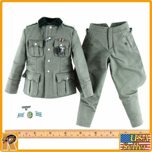 Major Erwin Konig 1//6 Scale Uniform Set w// Patches DID Action Figures