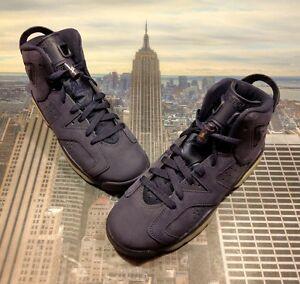 44efc2ab618553 Nike Air Jordan VI 6 Retro GG Purple Dynasty GS Grade School Size 6Y ...