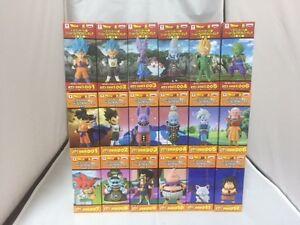 Banpresto-Dragon-Ball-Z-Super-WCF-World-Collectable-figure-Complete-Set-of-18