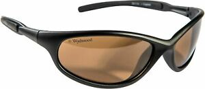 Wychwood Tips Brown Lens Sunglasses / Fishing
