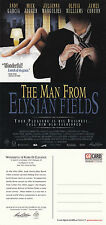 THE MAN FROM ELYSIAN FIELDS THE MOVIE UNUSED ADVERTISING COLOUR POSTCARD