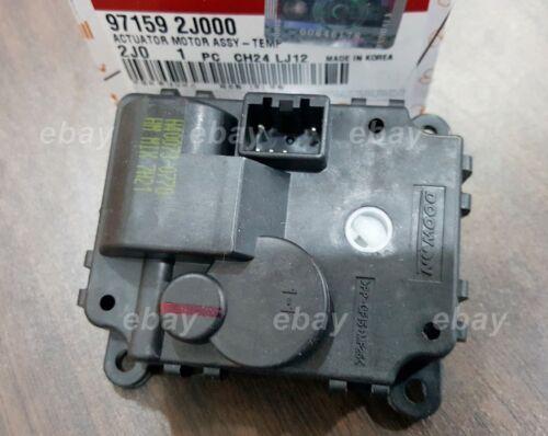 OEM TEMP Temperature Actuator Motor KIA Mohave Borrego 2008 #971592J000
