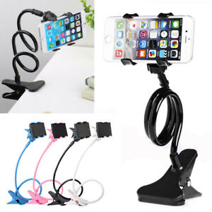 Mobile-Phone-Lazy-Bracket-Stand-Holder-Flexible-Car-Bed-Desk-For-iPhone-Samsung
