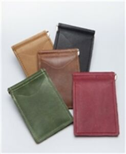 Personalized-Front-Pocket-Full-Grain-Leather-Wallet-with-Money-Clip