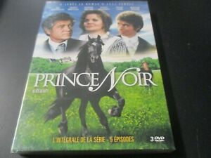 "COFFRET 3 DVD NEUF ""PRINCE NOIR - L'INTEGRALE DE LA SERIE"""