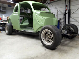1937 Ford Coupe - Project