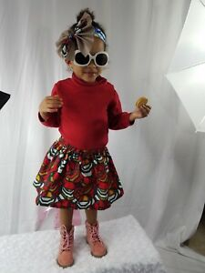 Skirt And Me Skirt Maxi e Size Mamma Ankara 30 Hair Maxi Size Waist 8 8 Africa Waist Africa Mom Ankara Bow Bow 30 Hair me OIwxnqAFCx
