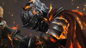 Image Is Loading Game Armor Dark Souls III Knight Warrior Silk