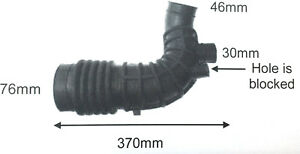 AIR-CLEANER-INTAKE-HOSE-PIPE-for-ISUZU-D-MAX-3-0L-4JH1T-TURBO-DIESEL-2002-2004
