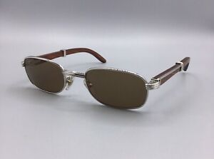 Cartier-Sunglasses-T8200372-BRETEUIL-Lunettes-Paris-Made-in-France-Bubinga-Wood