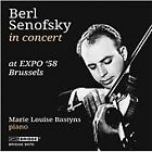 Berl Senofsky in Concert at EXPO '58, Brussels (2016)