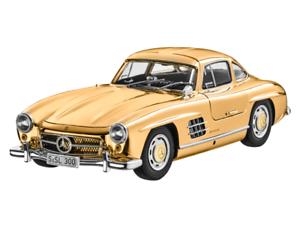 Modellauto 1:18 Mercedes-Benz 300SL Flügeltürer W 198 Gold