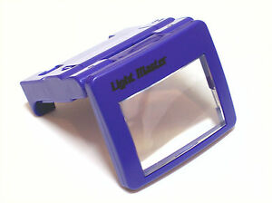 Licht-amp-Lupe-Light-Master-Gameboy-Classic-Color-Pocket-Magnifying-Glass-GB0019